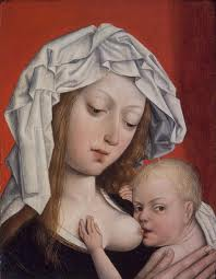 Mary breastfeeding3
