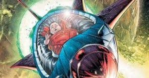 Superman coming to earth