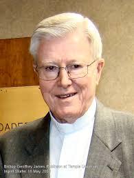 Bishop Geoffrey Robinson