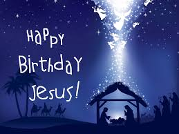 happybirthdayJesus